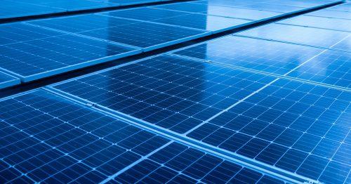 Solarenergie-PV-Anlage